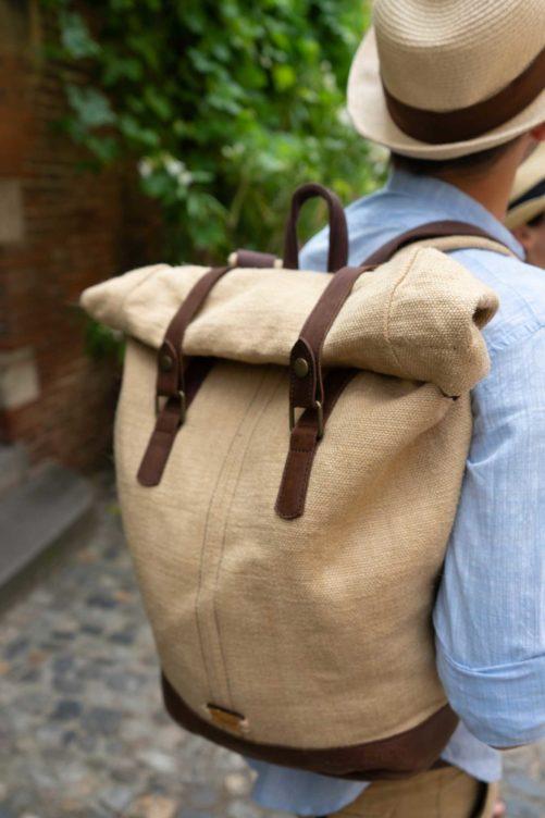 sac à dos roll top