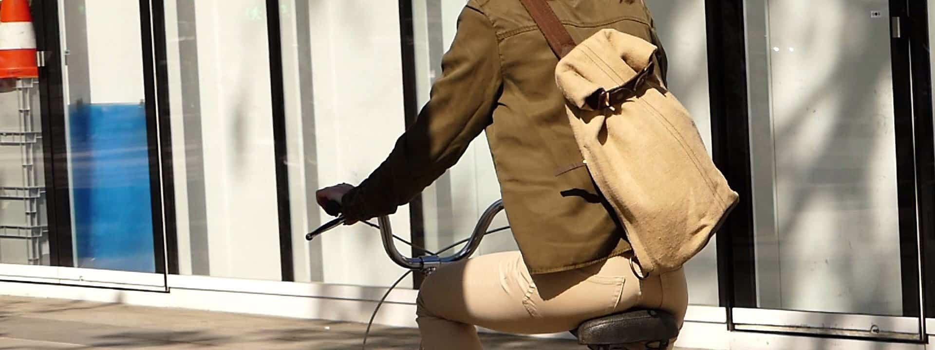 Sac à dos à bandoulière petit en vélo balish bhallot
