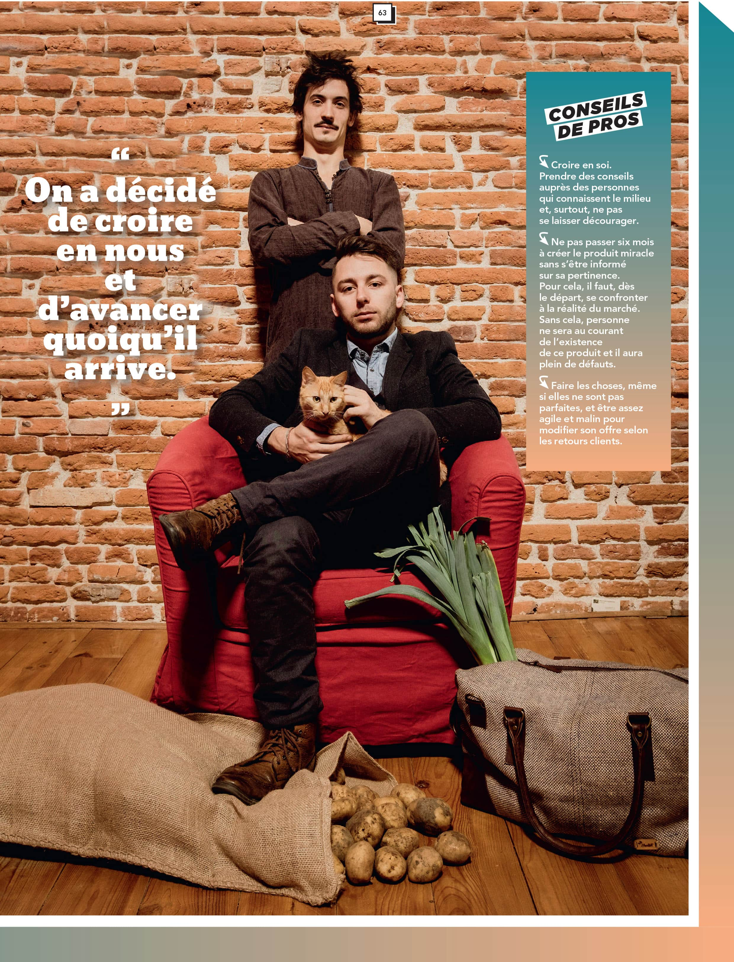 Article dans air le mag