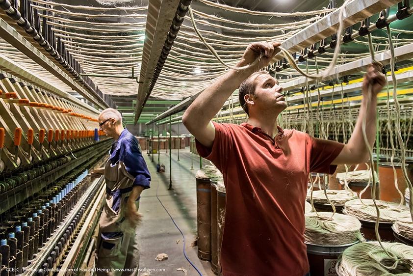 Premier pays producteur de lin