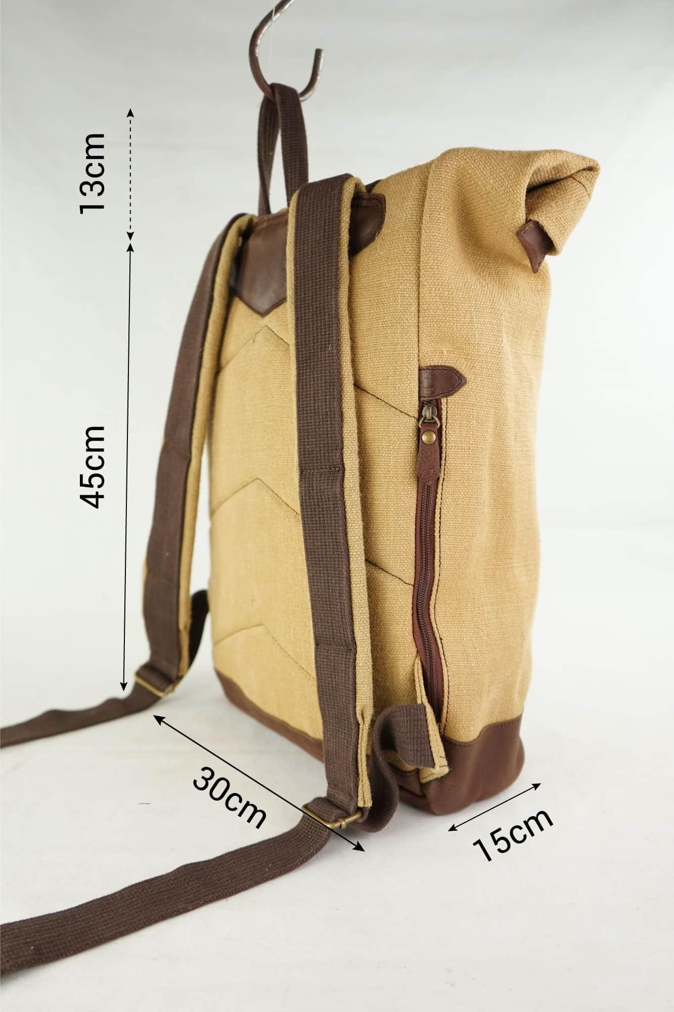 sac à dos roll top digital nomad