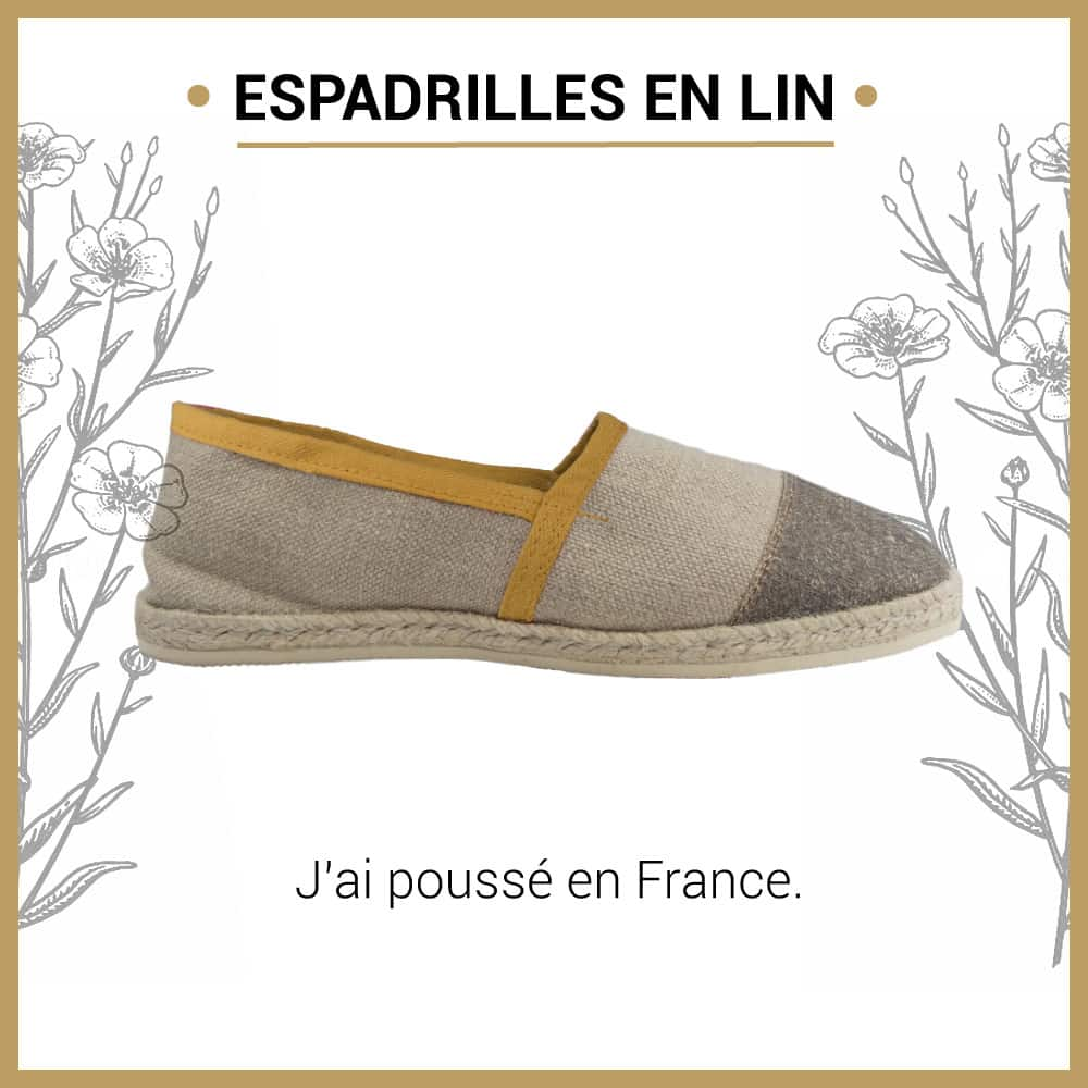 Espadrille made in france
